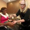Lisa Johnson Vitiligo to be cured by Narrowband UV light therapy