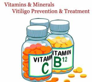 vitiligo vitamins supplements